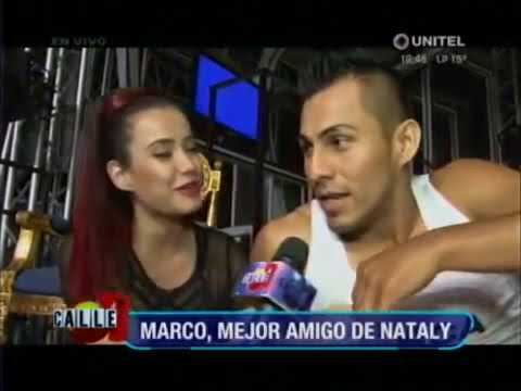Calle 7 Bolivia Ultra - NATALY & MARCO Son Mejores AMIGOS - YouTube