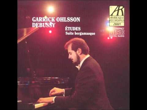 Claude Debussy- Clair De Lune - Garrick Ohlsson