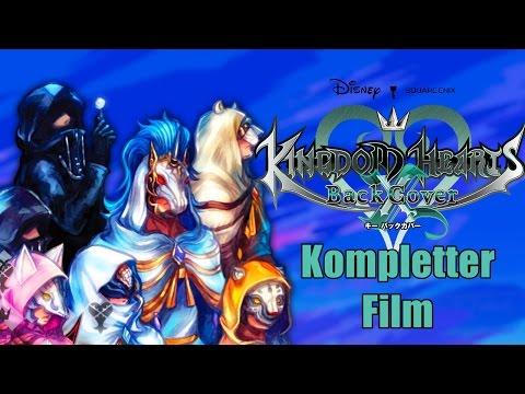 Kingdom Hearts X [chi] Back Cover - Der Film - Deutsch[1080p]