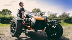 Ariel Nomad Review: VTEC, Loud Noises And Too Scary For Words