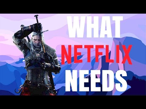 5 Things The Witcher Netflix Show HAS To Get Right
