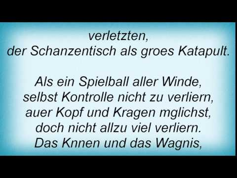 19499 Pur - Adler Sollen Fliegen Lyrics