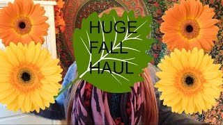 ♡Huge Fall Haul♡ 2014 Thumbnail