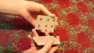 обучение новому классному карточному фокусу