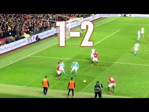 Man City Vs Arsenal 2-0