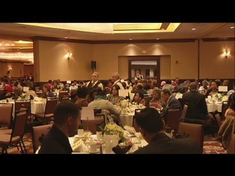 MLK Jr. Scholarship Breakfast held