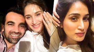 Chak De India girl Sagarika Ghatge is now Zaheer Khan's fiance! | TK 67