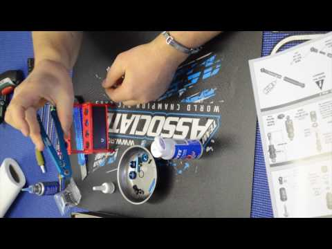Team Associated RC10F6 Part 2 The Build