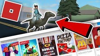 Consigliato Roblox Games...
