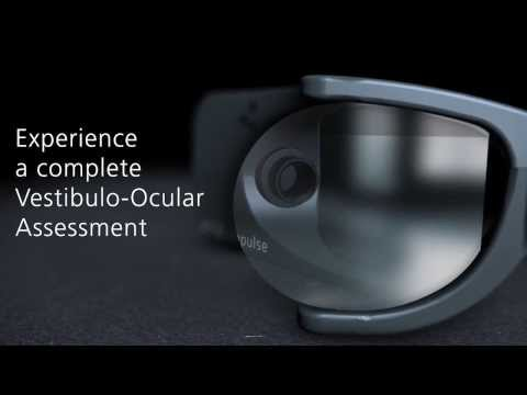 Experience a complete Vestibulo-Ocular Assessment -- ICS Impulse Video Head impulse test