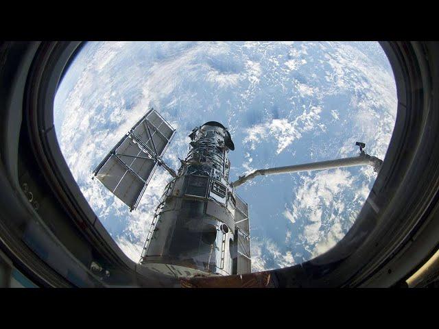 Geschichte der Teleskops: Über der Erde