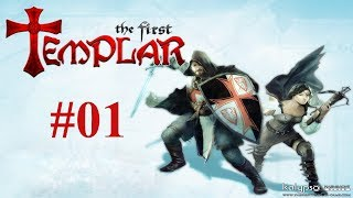THE FIRST TEMPLAR #01 [Deutsch] [Full HD] [blind] - Aus schlecht mach