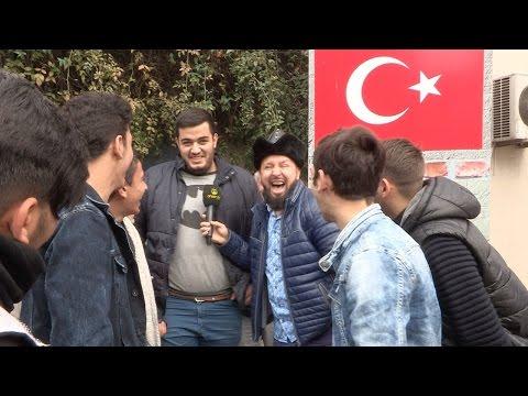 Ahsen Tv Muhabirinin Lafını Ağzına Tıkan Esenler Delikanlısı