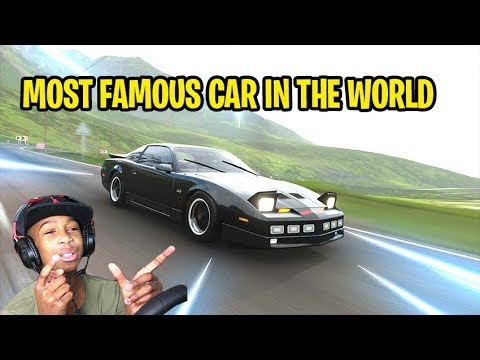 CREATING THE MOST FAMOUS IN FORZA HORIZON 4!!! thumbnail