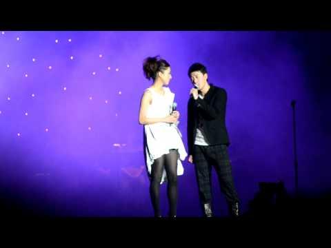 Raymond Lam 林峯 & Linda Chung 鍾嘉欣 Reno 演唱會 2010 - In Love With You