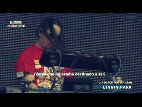 Linkin Park    A Place For My Head  Live Tokyo 2013 Subtitulada Español)