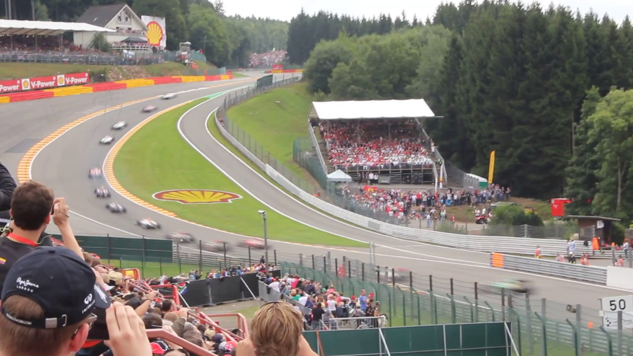 Formel 1 Spa