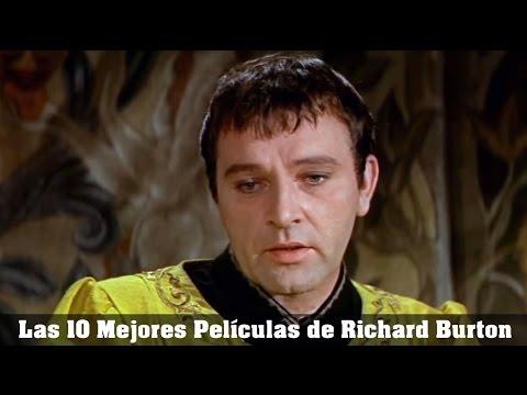 Películas de Richard Burton, sus 10 mejores [OJO] Filmografía de Richard Burton