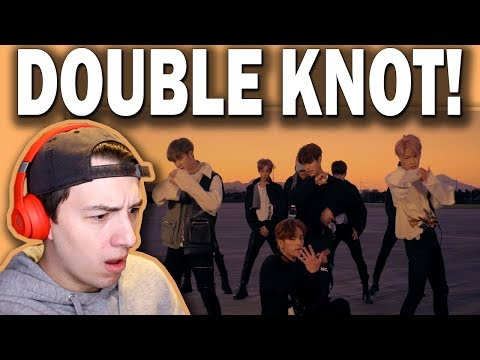"Stray Kids ""Double Knot"" M/V REACTION!"