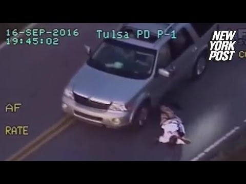 Tulsa police shoot unarmed man who had his hands in the air