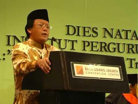 Wisuda Institut PTIQ Jakarta 2009 di JCC (Bagian 1)