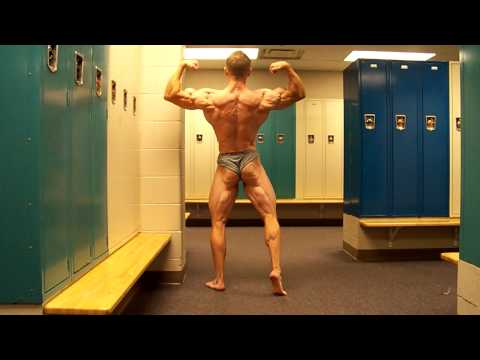 Brian Whitacre 2 weeks out WNBF Worlds 2013