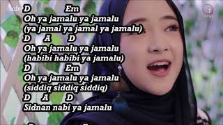 Video YA JAMALU SABYAN chord lirik download MP3, 3GP, MP4, WEBM, AVI, FLV Agustus 2018