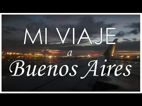 ¡Mi viaje a Buenos Aires, Argentina!