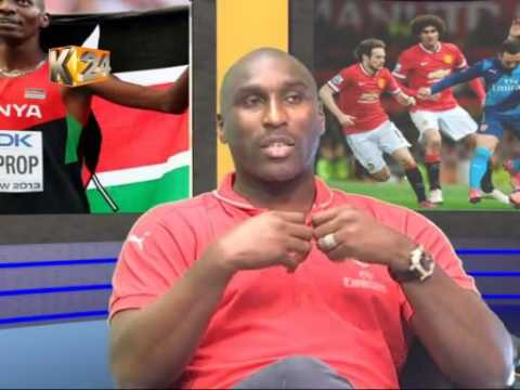 Sports Hub : Sol Campbel  with Shawn Osimbo  27th May 2016