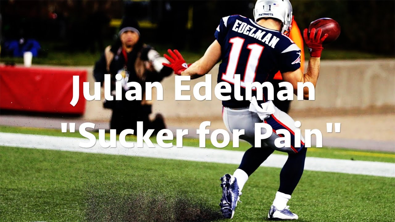 Julian Edelman Highlights -