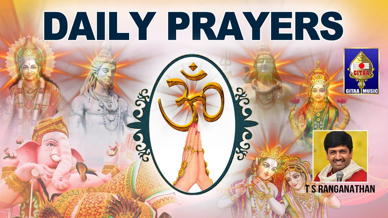 Sapta Chiranjeevi Stutihi | Daily Prayers | Nithya Parayana Stotras | By T  S Ranganathan