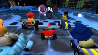 Muppet Race Mania - Race League A - Pepe