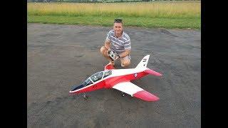 Stunning EDF Hawk Jet flown by Pierre du Plessis at IRF (1080HD)