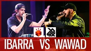 IBARRA vs WAWAD | Grand Beatbox LOOPSTATION Battle 2016  |  1/4 Final