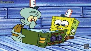 Spongebob Schwammkopf \\\x22Die Marine\\\x22    Bosslimo
