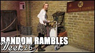 fkvlogs random rambles harry potter studios week 26