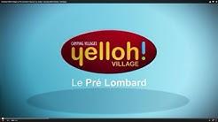 Camping Yelloh! Village Le Pré Lombard à Tarascon sur Ariège - Camping Midi Pyrénées - Montagne