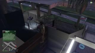 Cool glitch on gta 5 online!!