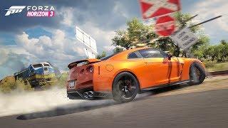 Forza Horizon 3 ანრისთან ერთად