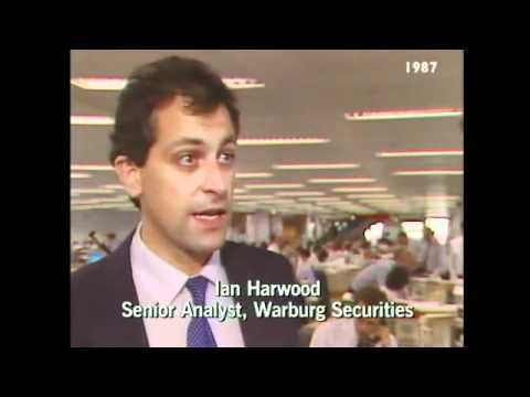 Yuppies in City BBC Election 1987