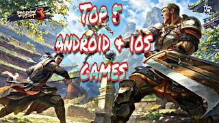Top 5 games for Android and ios | TechTidyFilms