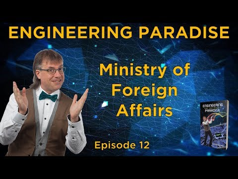 E12 The Ministry of Foreign Affairs - Engineering Paradise