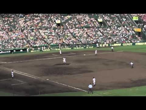 Koshien - Japan High School Baseball Tournament 20150814