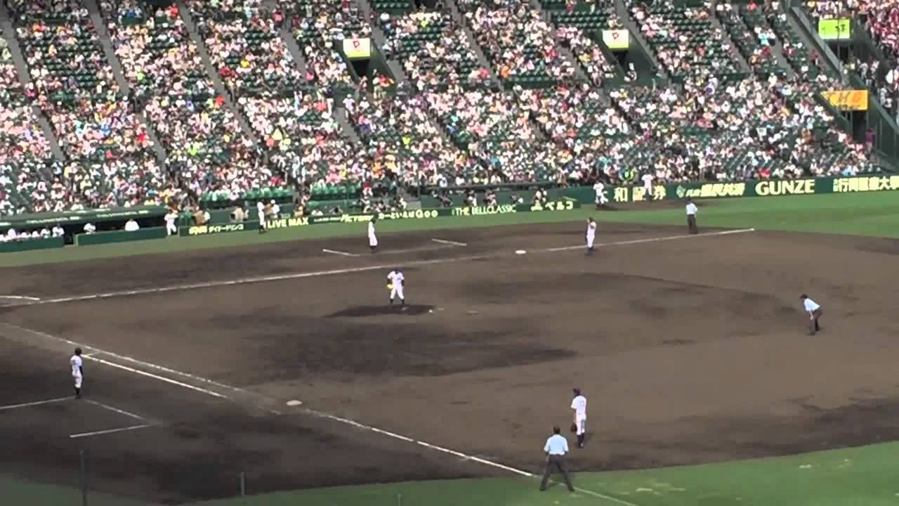 Koshien - Japan High School Baseball Tournament 20150814 ...