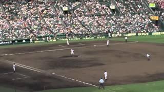 Koshien - Japan High School Baseball Tournament 20150814