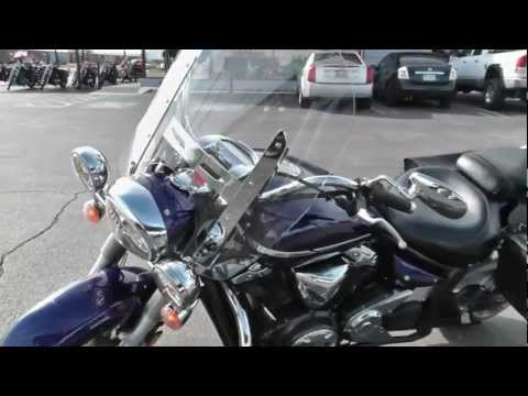 Used 2007 Yamaha V-Star 1300 Motorcycle For Sale
