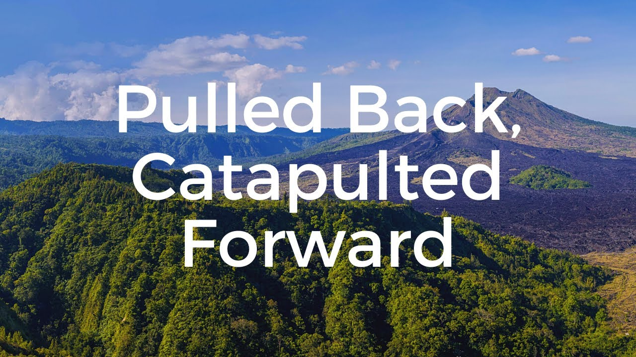 Pulled back, Catapulted Forward | Apostle Mike Klump
