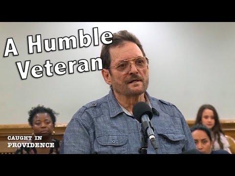 A Humble Veteran