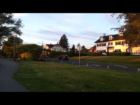 Grand Avenue Park, Naval Station Everett, and Everett Marina, Washington, July 17, 2017