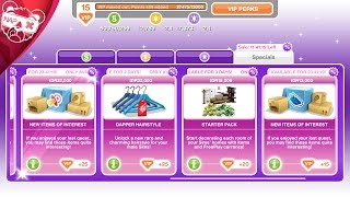 How to get FREE all items the sims free play android (2017)